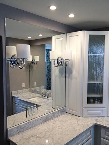Master Bath Vanity Mirror Littleton Co L L Glass
